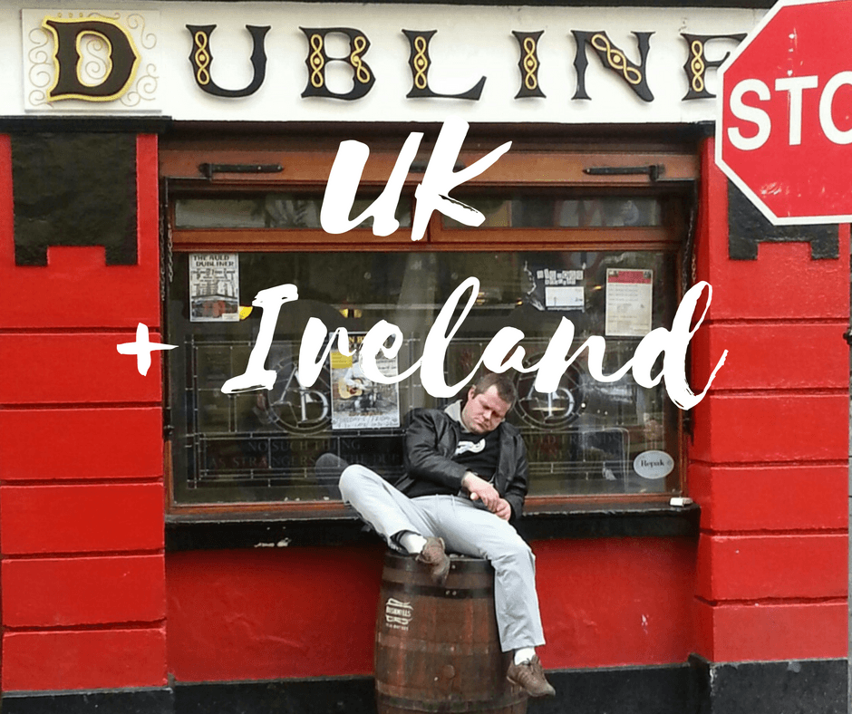 Discover the best of UK and Ireland.