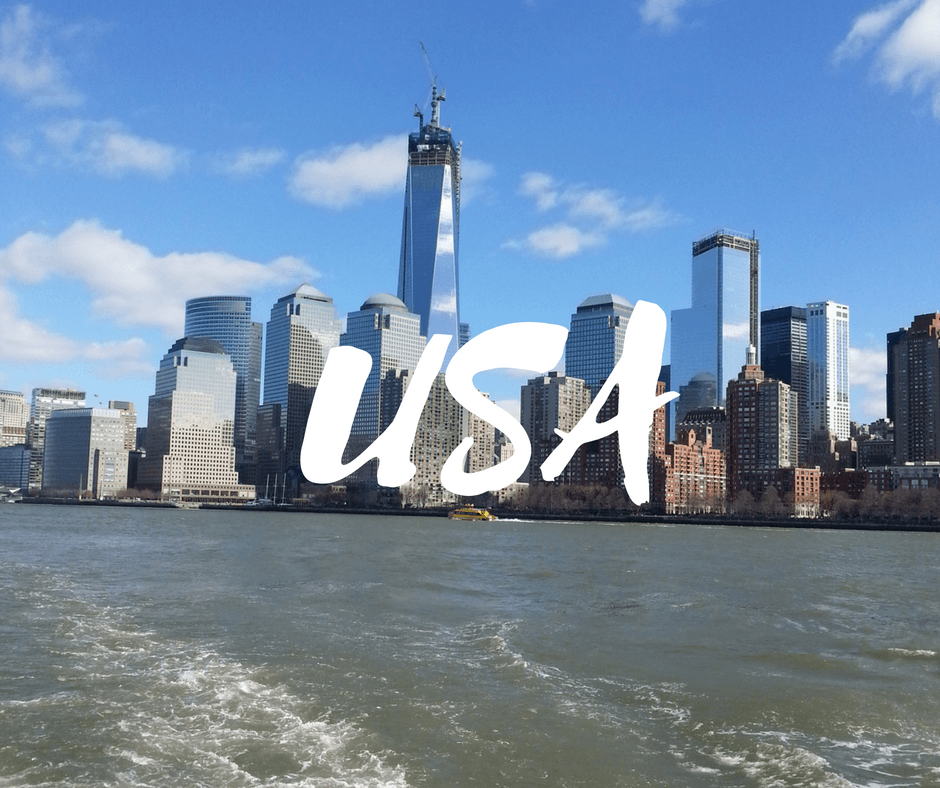Discover the best of USA.