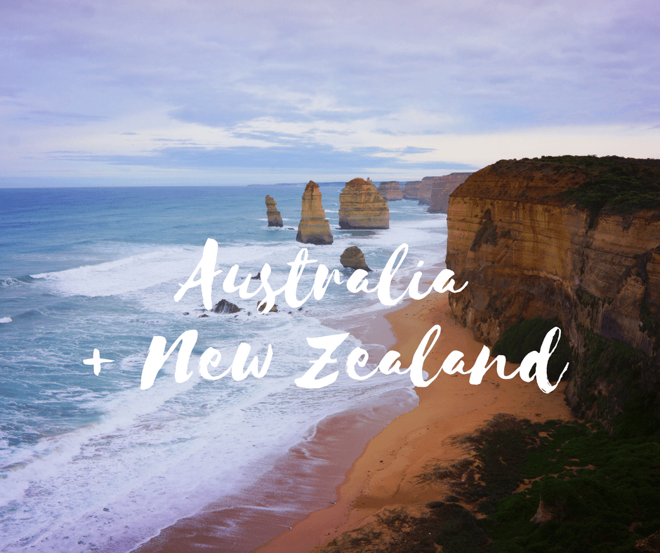 Discover the best of Australia and New Zealand