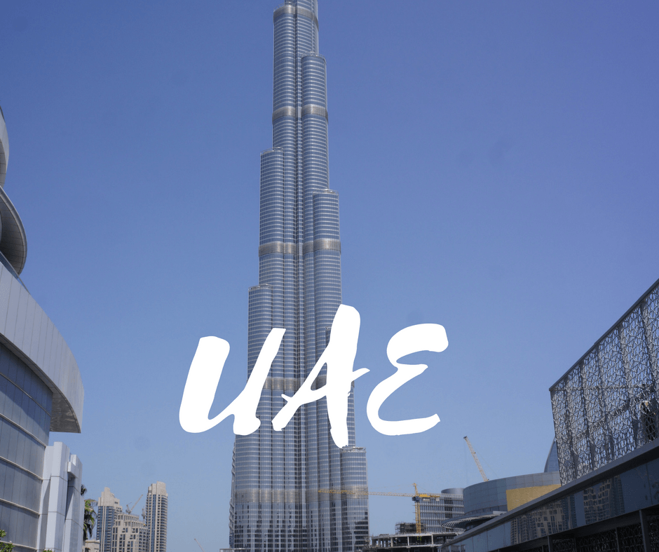 Discover the best of UAE.