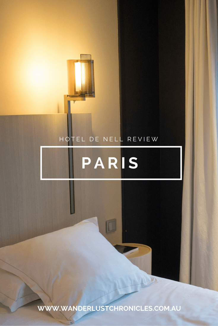 hotel de nell paris review wanderlust chronicles travel blog. Black Bedroom Furniture Sets. Home Design Ideas