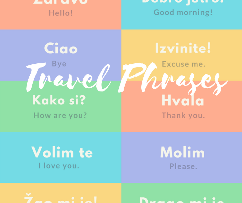 Discover the best travel phrases.