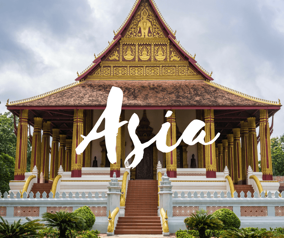 Discover the best of Asia.