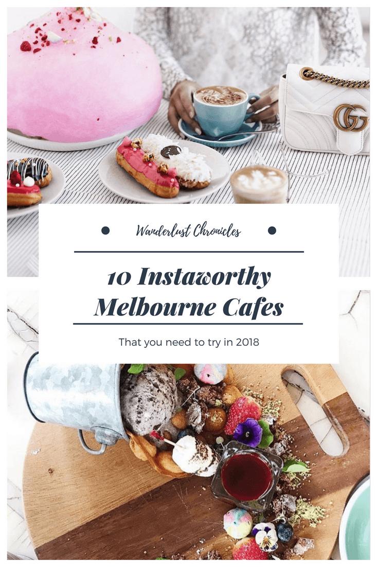 Instaworthy Melbourne Cafes