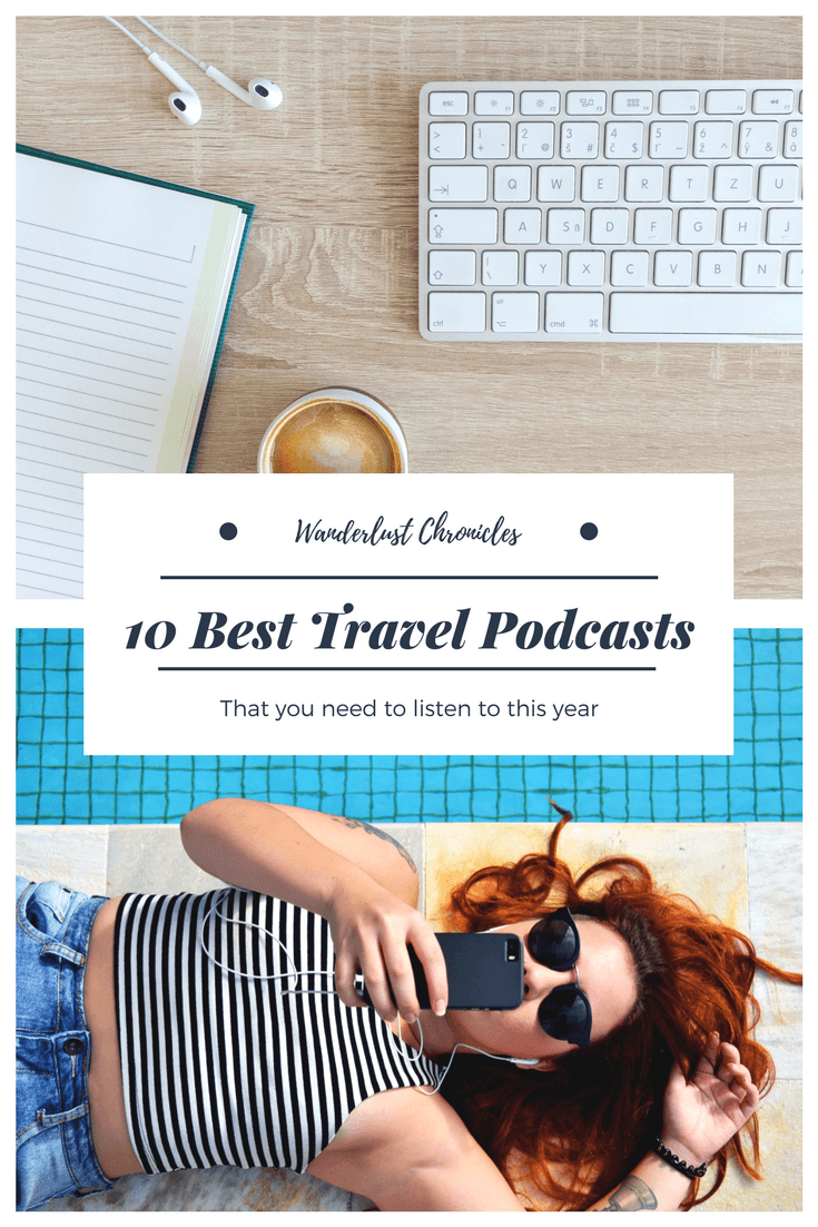 10 Best Travel Podcasts