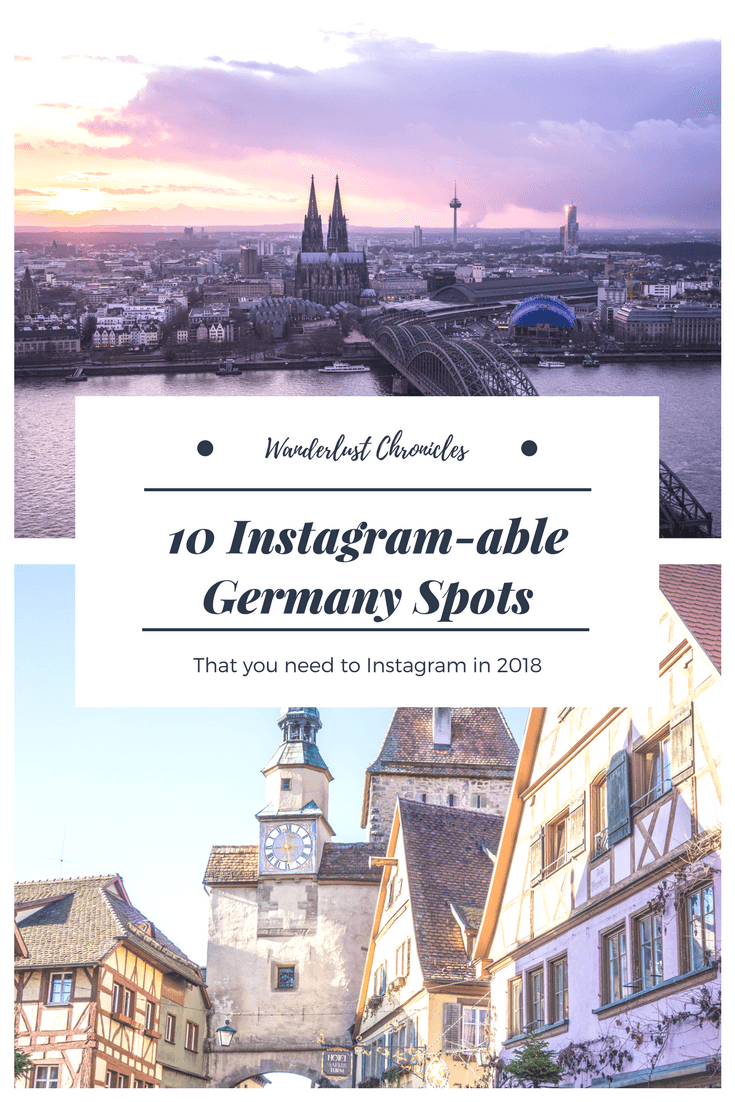 Instagram-able Germany